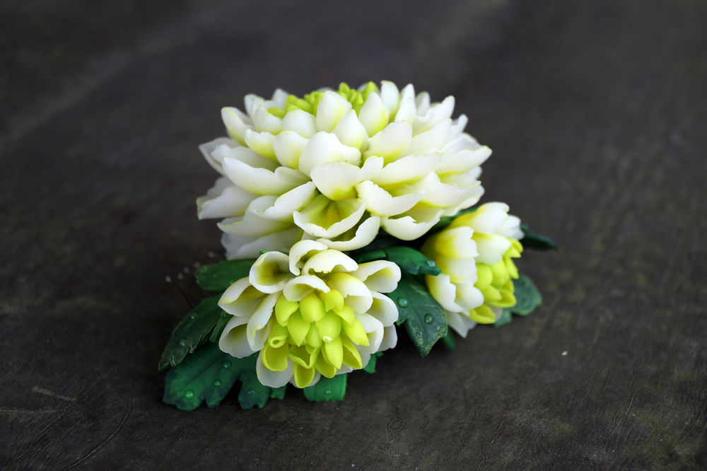 мастер-класс по лепке, живые мастер-классы, цветы из пластики