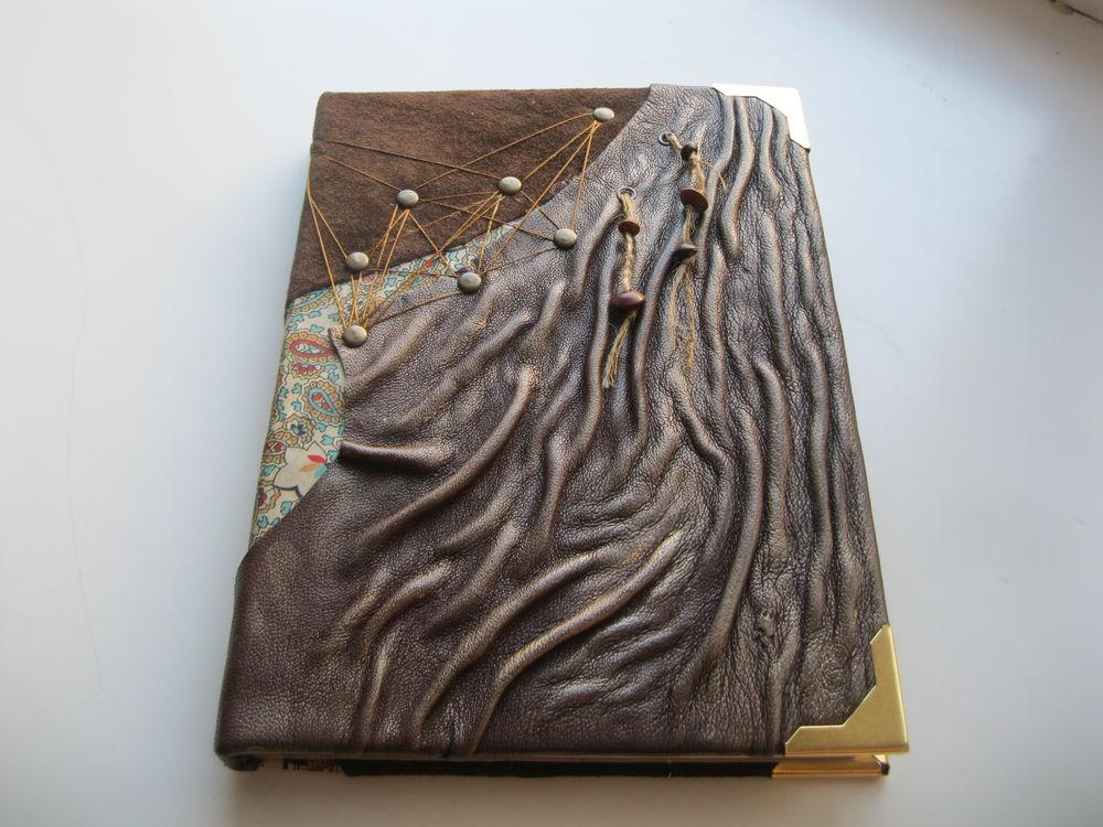 блокноты ручной работы, обложки