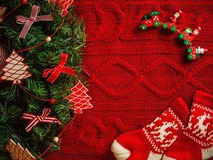 Новинки! Баннеры на новогоднюю тематику. | Ярмарка Мастеров - ручная работа, handmade