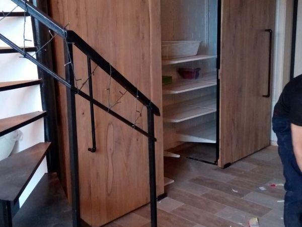 Амбарные двери. Лофт. Проект, производство, установка. | Ярмарка Мастеров - ручная работа, handmade