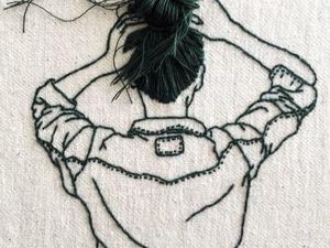Различные виды интересной вышивки. Ярмарка Мастеров - ручная работа, handmade.