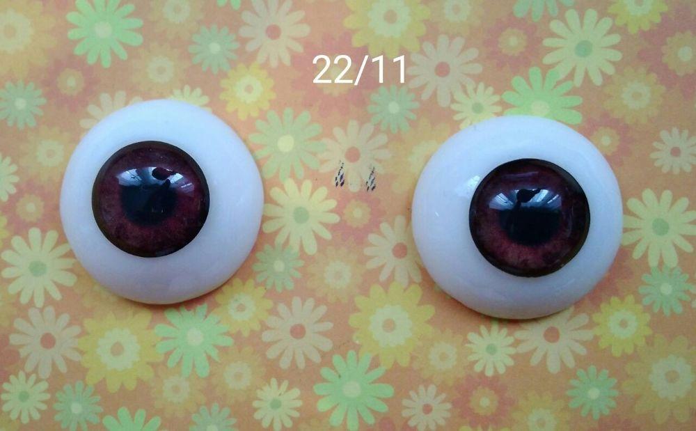 глаза для кукол, материалы