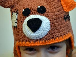 Продолжение Забавной истории про девочку Сашеньку и новую шапочку.. Ярмарка Мастеров - ручная работа, handmade.