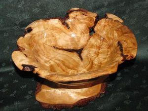 Ваза из березового сувеля. Ярмарка Мастеров - ручная работа, handmade.
