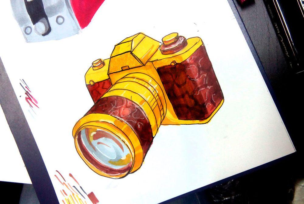 научиться рисовать, обучиться живописи, рисование в динамике