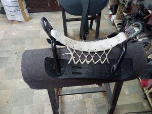 Заклёпки и болты на ленчике для Казачьего седла. Ярмарка Мастеров - ручная работа, handmade.