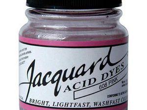 Обзор красок jacquard acid dyes для росписи в технике батик. Ярмарка Мастеров - ручная работа, handmade.