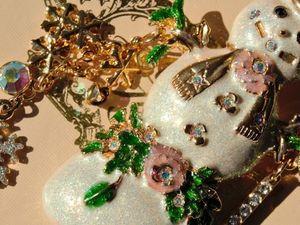 Новогоднее конфетти! Аукцион с нуля!. Ярмарка Мастеров - ручная работа, handmade.