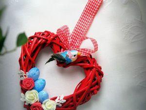 Новая весенняя Заюшка!). Ярмарка Мастеров - ручная работа, handmade.