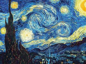 Мастер-класс по живописи Ван Гог