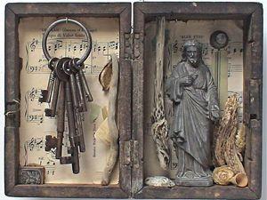 Ассамбляж — законсервированные арт-воспоминания. Ярмарка Мастеров - ручная работа, handmade.