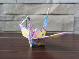 Мастер-класс по оригами | Ярмарка Мастеров - ручная работа, handmade
