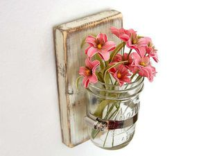 Ordinary Jars as Interior Decorations. Livemaster - handmade