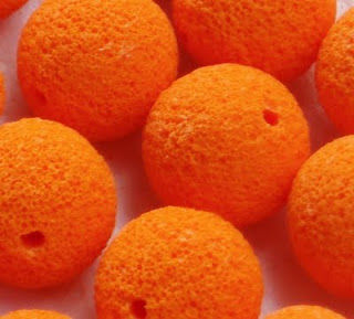 14 мм., цвет 42 оранжевый