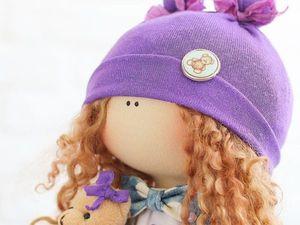 Зачем взрослому человеку кукла?. Ярмарка Мастеров - ручная работа, handmade.