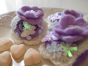 Коллекция очень нежных, светлых и красивых украшений для девочек). Ярмарка Мастеров - ручная работа, handmade.