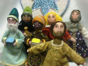 Долгий путь к Рождеству.. Ярмарка Мастеров - ручная работа, handmade.