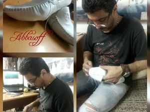 Реставрация обуви. Ярмарка Мастеров - ручная работа, handmade.