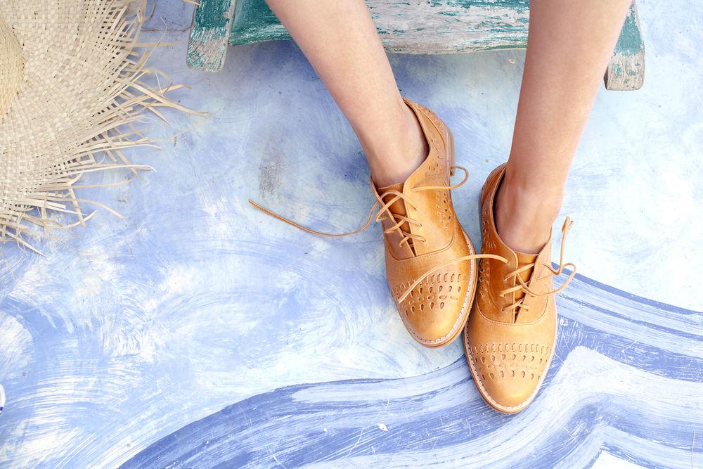 туфли ручной работы, стильные туфли, ретро, бохо стиль, подарок женщине, туфли на низком каблуке