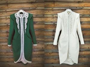 Пальто- хит всех размеров в нашем магазине!. Ярмарка Мастеров - ручная работа, handmade.
