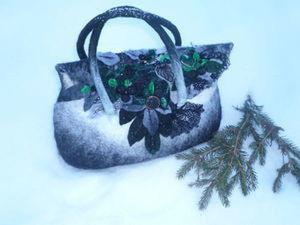 Розыгрыш авторской сумочки от Елены Шабалиной! | Ярмарка Мастеров - ручная работа, handmade