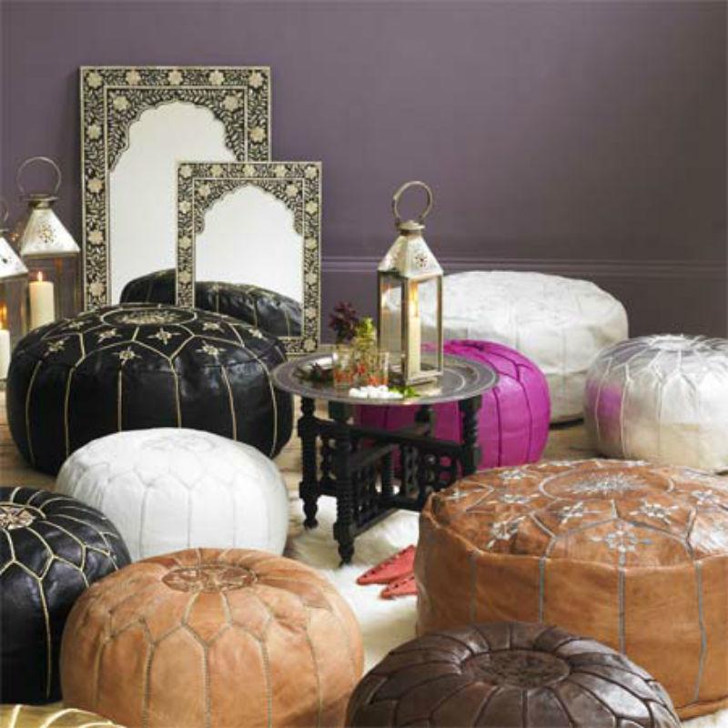 Сказка в марокканском стиле, или Модный бренд в дизайне интерьера, фото № 34
