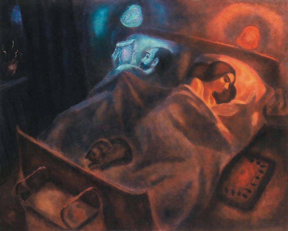 Виктор Ефимович Попков. Художник-легенда. Художник-эпоха, фото № 14