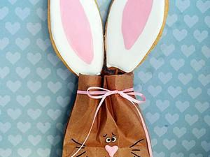 Funny Ears: Making Easter Biscuits. Livemaster - handmade