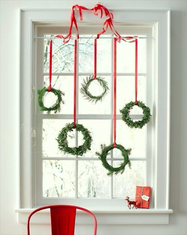 How to Decorate Windows for New Year: 20 Great Ideas, фото № 16