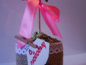 Почему топиарии-это отличный подарок по любому случаю?. Ярмарка Мастеров - ручная работа, handmade.
