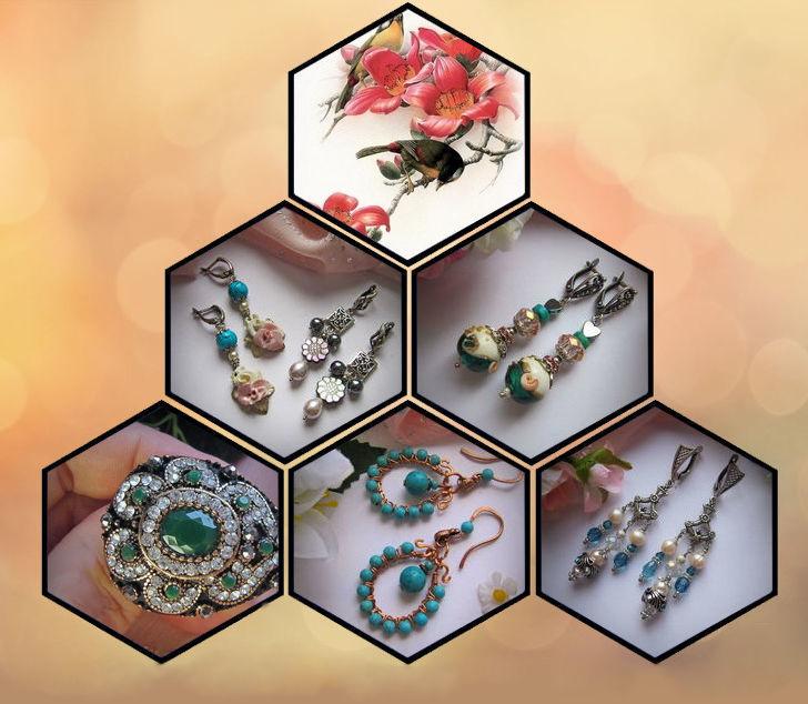 авторский дизайн, бижутерия ручной работы, wire wrap art, самые красивые украшения, лучшие камни мира