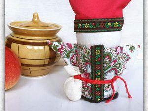 Правила Изготовления обережных кукол: правильный настрой | Ярмарка Мастеров - ручная работа, handmade