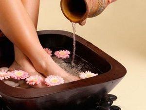 Способ снятия негатива «Солёная ванночка для ног». Ярмарка Мастеров - ручная работа, handmade.