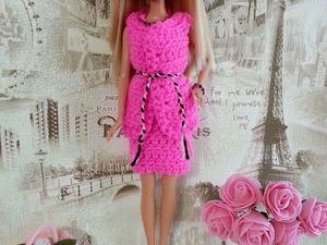 Комплект для Барби, одежда для кукол. Ярмарка Мастеров - ручная работа, handmade.