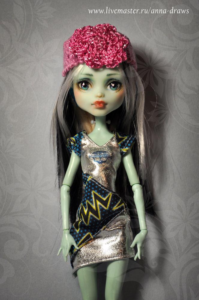 Как сделать куклу ООАК: пошаговая инструкция и видеоурок, фото № 19