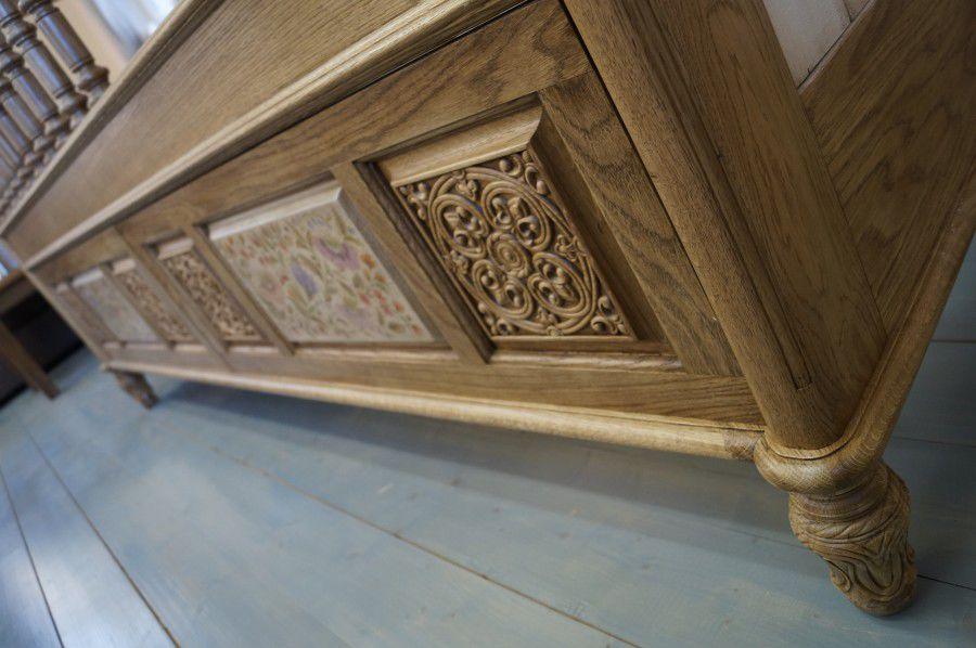 мебель с резным декором, наталья строганова, авторская мебель