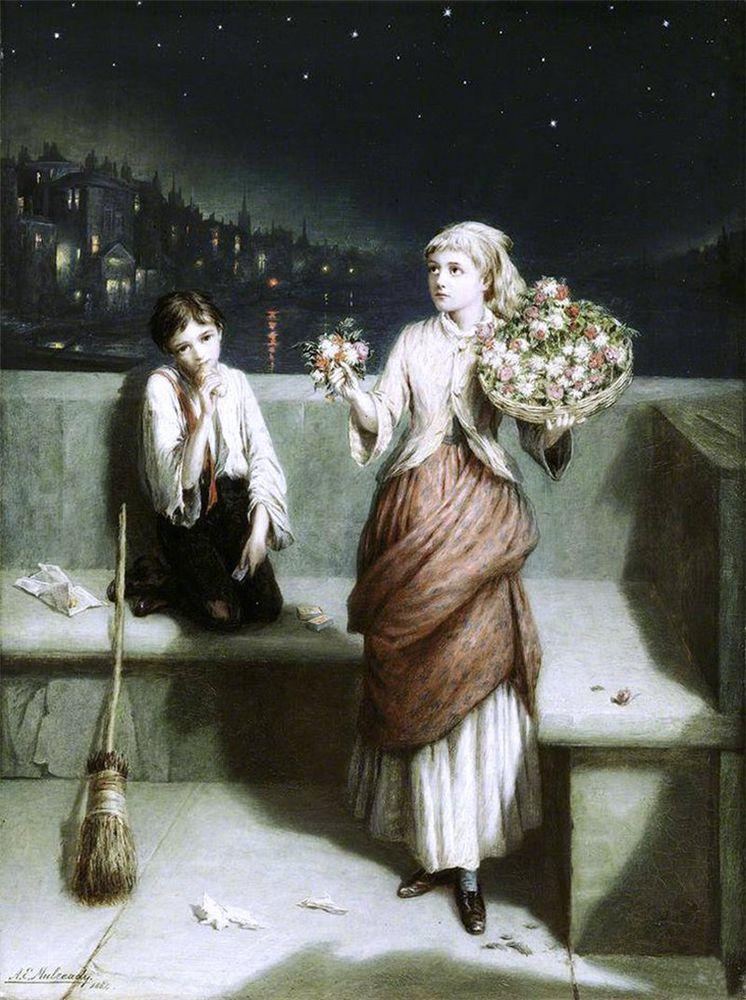 цветочница анюта
