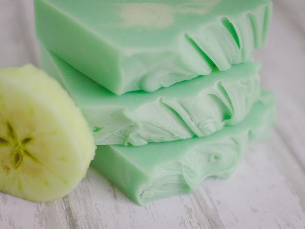Созрело натуральное мыло