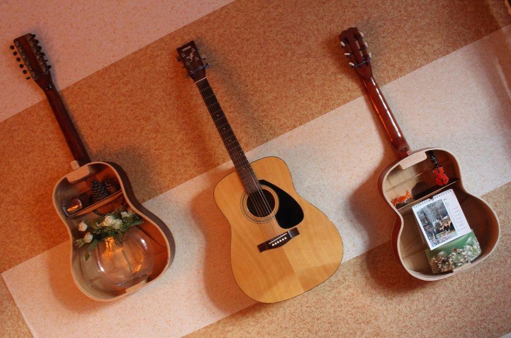 Делаем гитару своими руками 13