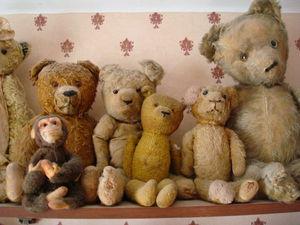 Антикварные куклы и тедди  мишки!!! | Ярмарка Мастеров - ручная работа, handmade