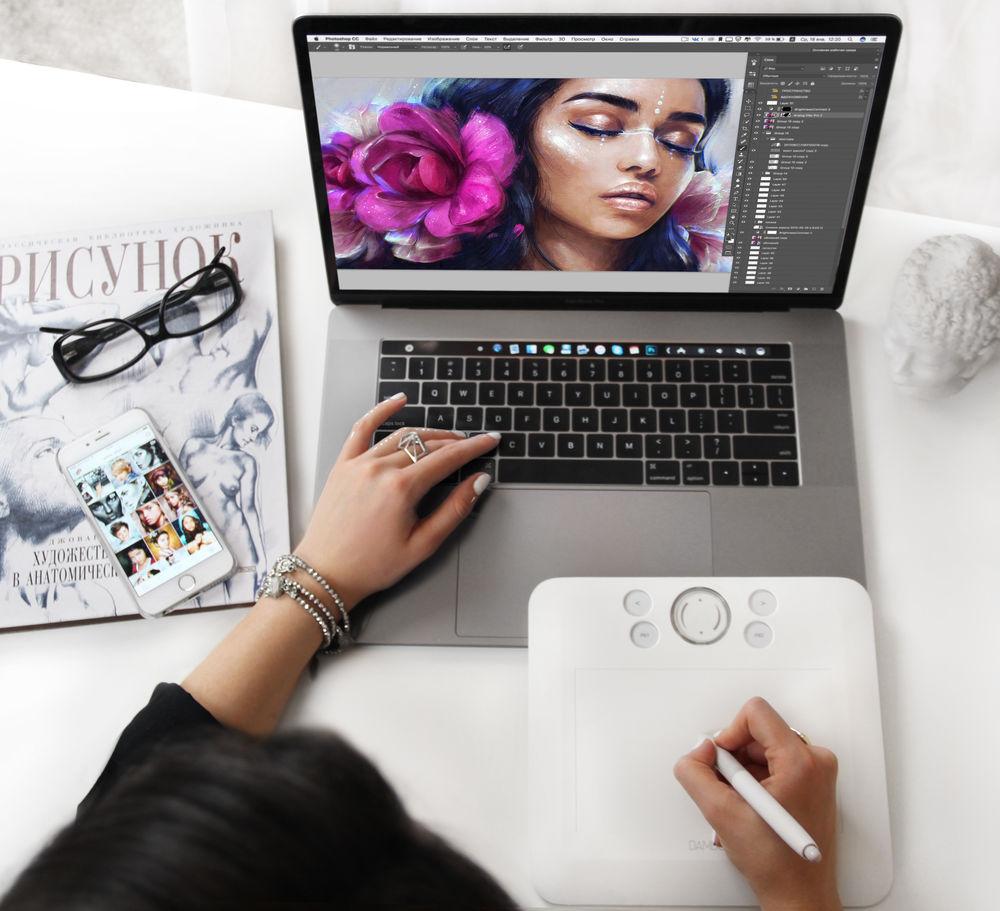 Что такое цифровая живопись? Времечко ответов <img src=
