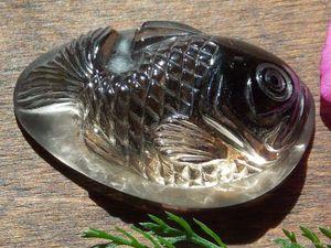 Золотая рыбка.. Ярмарка Мастеров - ручная работа, handmade.