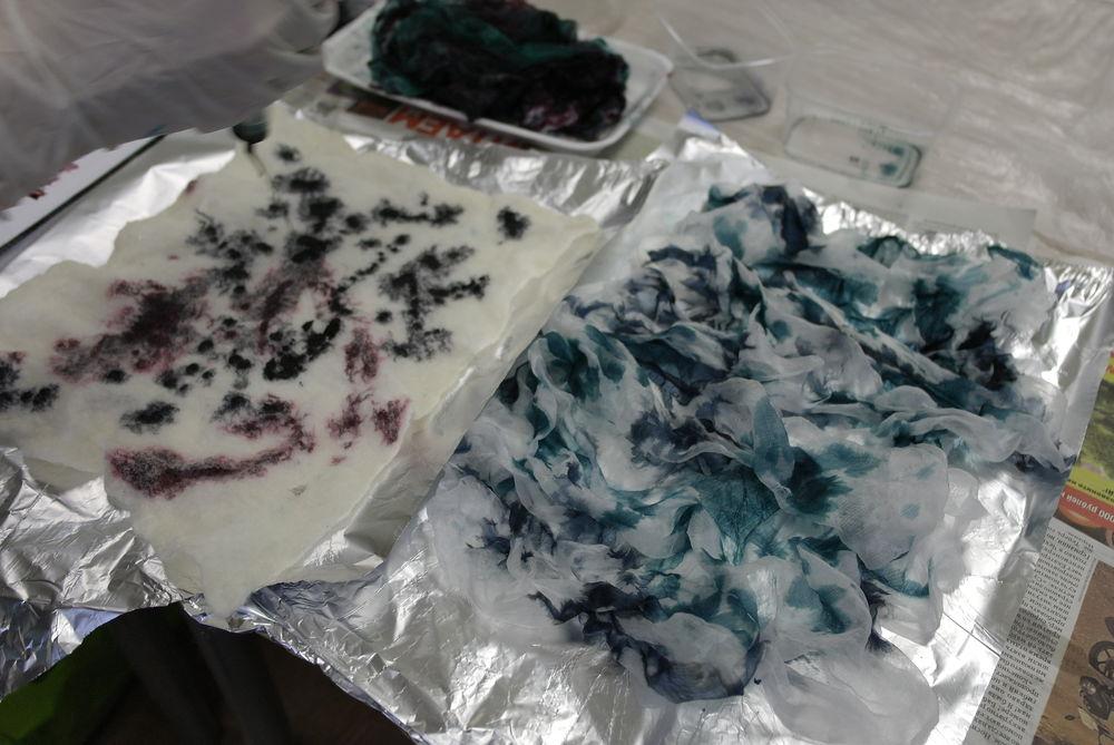 мк по окрашиванию тканей