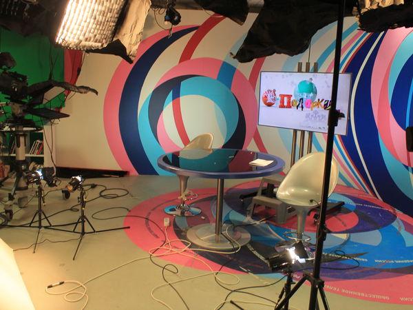 Я и мои елочные шары на канале ОТР.  Ура Телевидению)))   Ярмарка Мастеров - ручная работа, handmade