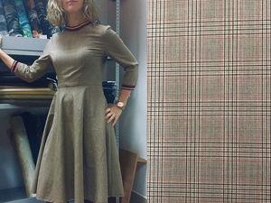 Замечательное платье!. Ярмарка Мастеров - ручная работа, handmade.