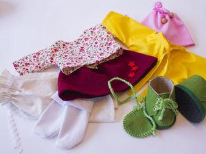 Закажите куклу 06.04.-08.04 и получите подарок!. Ярмарка Мастеров - ручная работа, handmade.