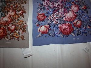 Уникальный платок. Ярмарка Мастеров - ручная работа, handmade.