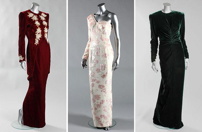 Платья принцессы Дианы выставят на продажу (фото 1)