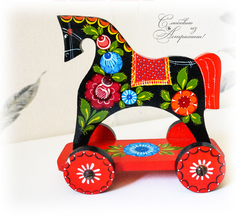 тарелке древнерусская игрушка лошадь картинки труднодоступных