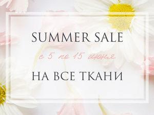 Summer Sale -15%. Ярмарка Мастеров - ручная работа, handmade.